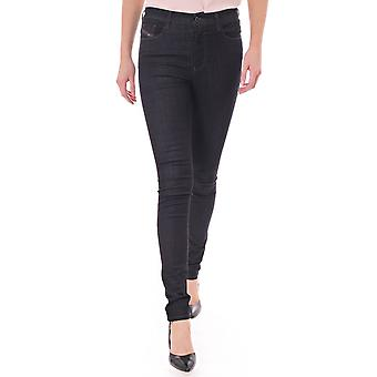 Diesel Skinzee High 607j 43 Leg Super Slim Jean
