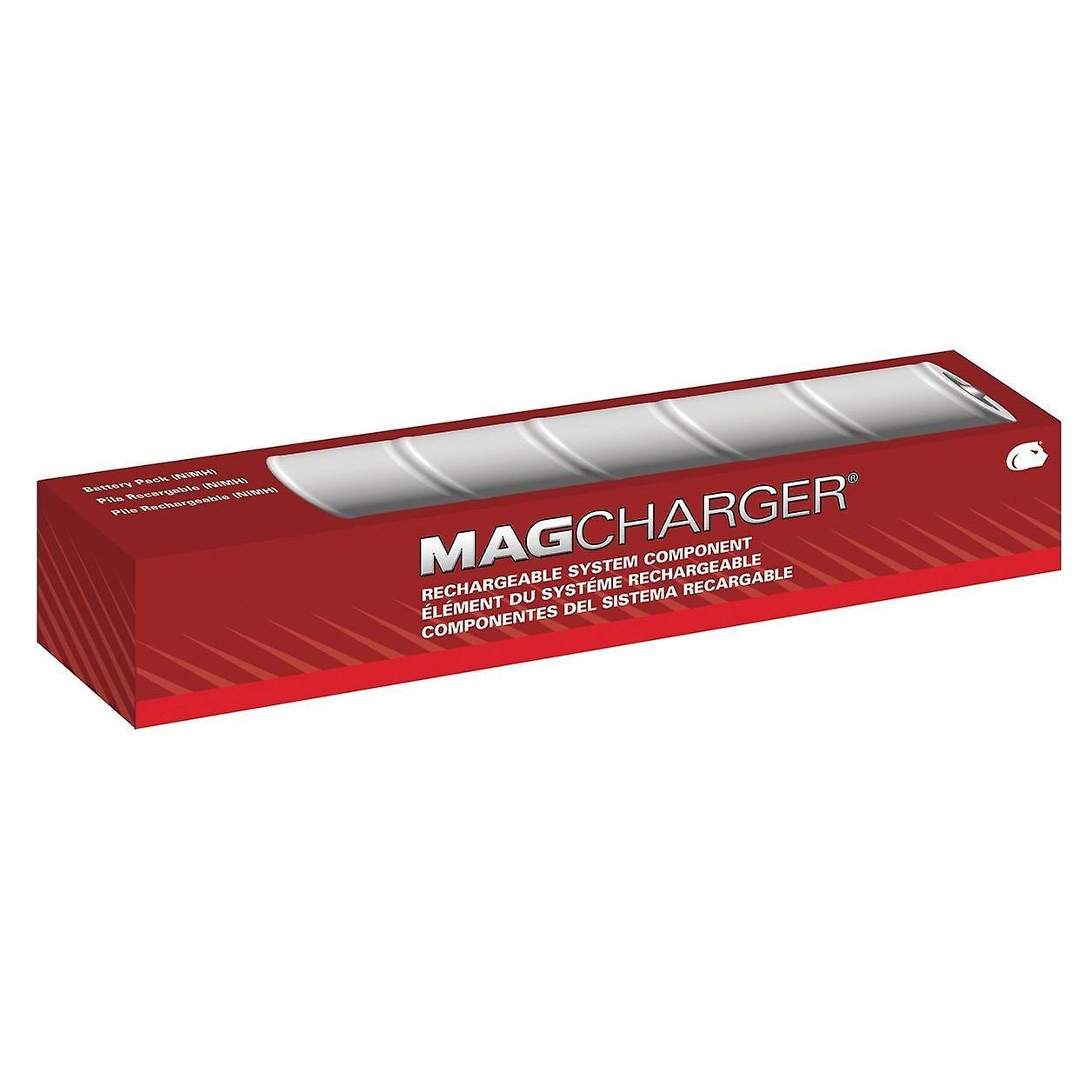 Maglite wiederaufladbare 6v NiMH Akku. Leistungsgesteigerte Version für Mag Charger system
