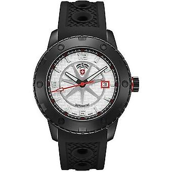 Swiss military mens watch rally car automatic 2756