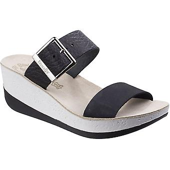 Fantasie Womens/dames Artemis Buckle Up zomer Platform wig sandalen