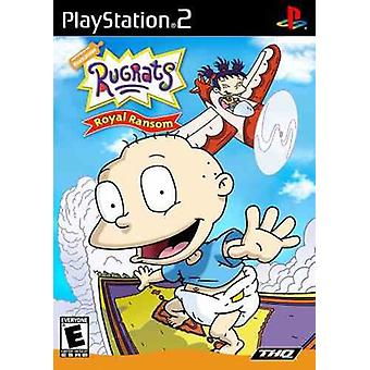 Rugrats Royal Ransom (PS2)-fabriek verzegeld