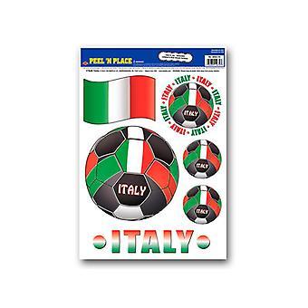 Italien-Peel ' n ' entfernbaren Sticker platzieren