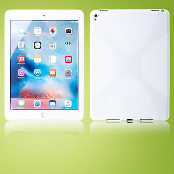 Protective cover silicone X-line series white sleeve for Samsung Galaxy tab S3 9.7 T820 T825