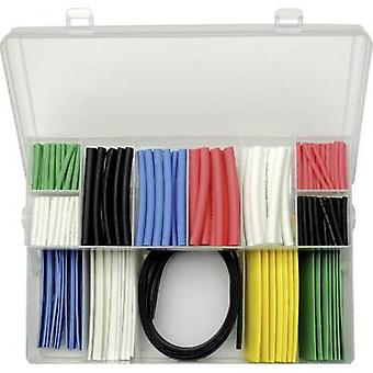 Kunzer 7SSS171 Heatshrink set Shrinkage:2:1 171 Parts