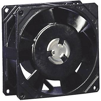 Ecofit 126LF0181000 Axial fan 240 V AC 750 l/min (L x W x H) 80 x 80 x 38.5 mm