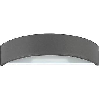 Ranex Bastia 5000.333 Outdoor wall light HV halogen G9 25 W Anthracite