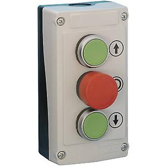 BACO LBX324080 pulsador IP66 momentáneo 1 PC