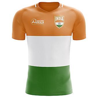 2020-2021 India Home Concept Football Shirt (Kids)