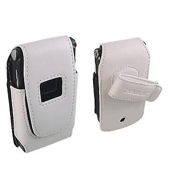 Technocel - Plastic Shield for Motorola V3 RAZR, Samsung A900 - White Blossom