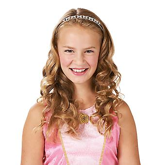 Headband metal kids silver accessory Carnival