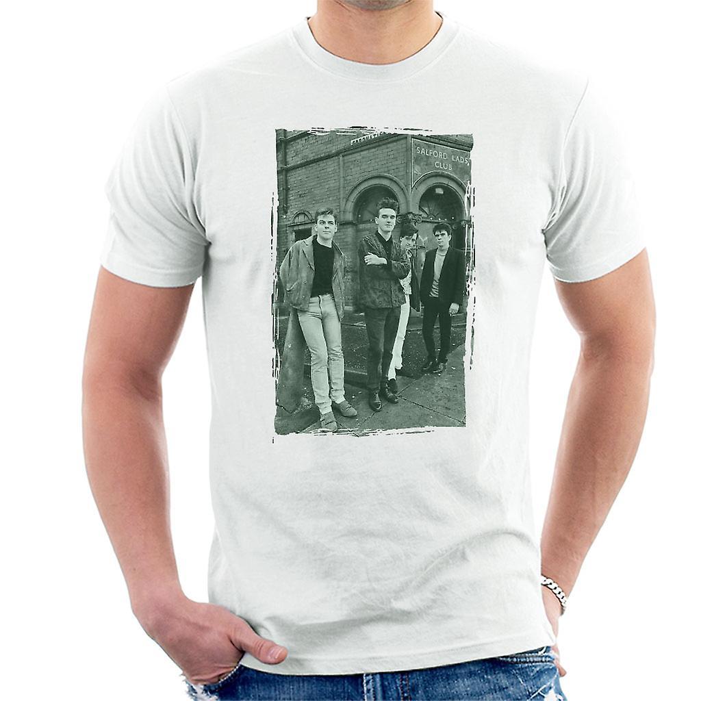 Smiths i Manchester i Salford gutter klubben Distressed