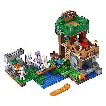 De skeletaanval Lego (21146)