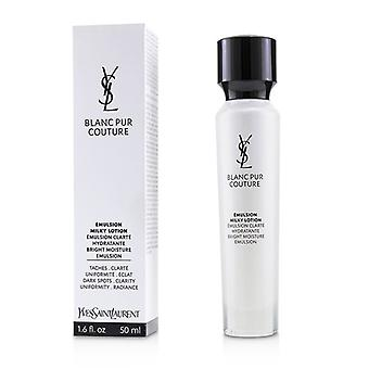 Yves Saint Laurent Blanc Pur Couture Bright Moisture Emulsion - 50ml/1.6oz