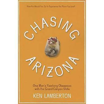 Jagar Arizona - en mans årslång besatthet med Grand Canyon S