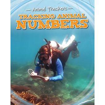 Śledzenie liczby zwierząt przez Tom Jackson - 9781474702409 książki