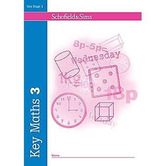 Key Maths 3 (New edition) by Andrew Parker - Jane Stamford - 97807217