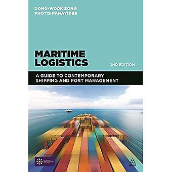 Logistique maritime: Un Guide à la navigation contemporaine et gestion des ports