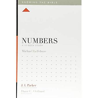 Numbers: A 12-Week Study (Knowing the Bible)