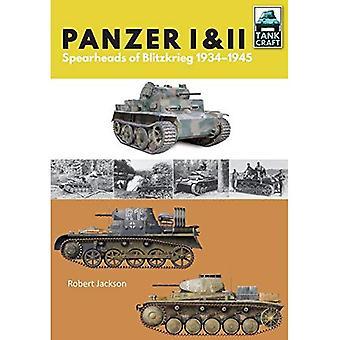 Panzer I and II: Blueprint� for Blitzkrieg 1933-1941