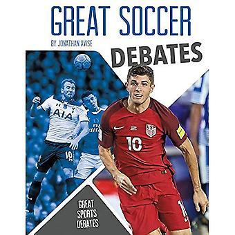 Grote voetbal debatten (grote sport debatten)