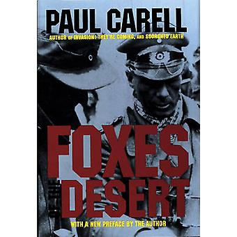Foxes of the Desert - The Story of the Afrikakorps by Paul Carell - 97