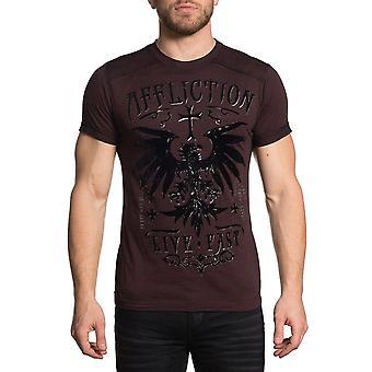 Affliction Rebel Rouser kurzen Ärmeln T-Shirt
