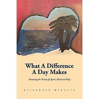Was für einen Unterschied ein Tag macht die Dreiheit von Geist und Körper durch Olancin & Elizabeth Pflege