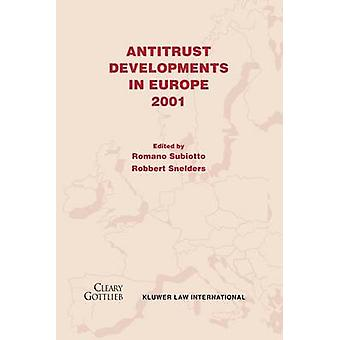 Kilpailun rajoitukset Euroopassa 2001 mennessä Subiotto & Romano