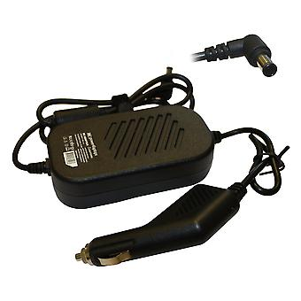 Sony Vaio PCG-81411M Compatible Laptop Power DC Adapter Car Charger