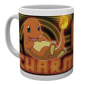 Pokemon Glumanda Glow Mug