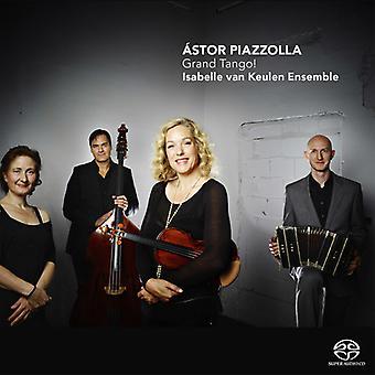 Piazzolla / Van Keulen, Isabelle - Grand Tango [SACD] USA import