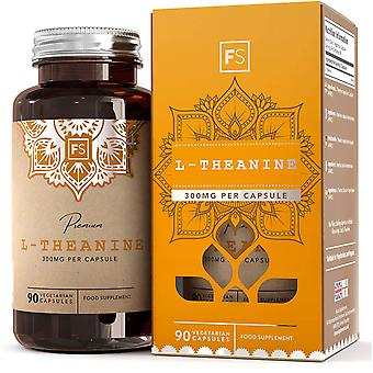 Focus Supplements L-Theanine (300mg) Capsules