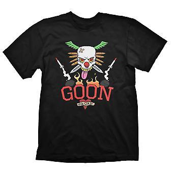 Rage T-Shirt Goon Tattoo