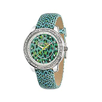 Just Cavalli Leopard Blue Watch R7251586501