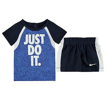 Nike JUST DO IT Summer Set Infant Kids T-Shirt & Short