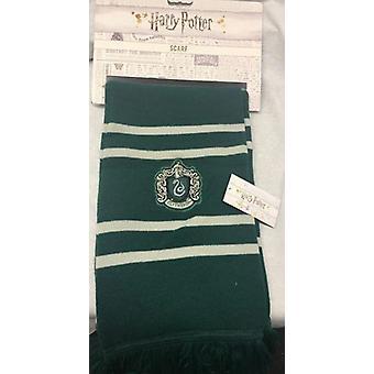 Lizenzierte harry Potter™ Slytherin™ langen Schal Originalgröße