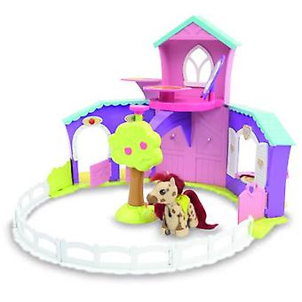 Giochi Preziosi Pet Parade Pony Playset Ranch With 1 Pony
