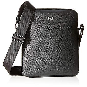 BOSS Signature_ns Zip - Black Men's Shoulder Bags (Schwarz) 6.5x27x22.5 cm (B x H T)