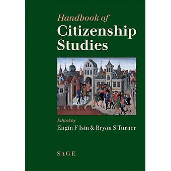 Handbook of Citizenship Studies by Isin & F. Engin