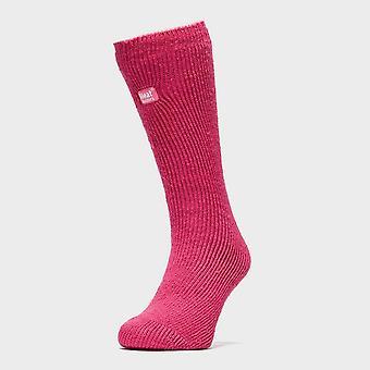 New Heat Holders Girl's Original Thermal Socks Footwear Pink