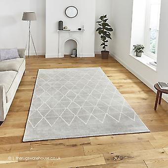 Raven grijs tapijt