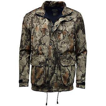 Nat Gear camuflagem jaqueta impermeável