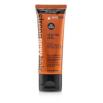 Sexy Hair Concepts Strong Sexy Hair Seal The Deal Split End Mender Lotion - 100ml/3.4oz