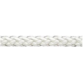 Polyamide rope (Ø x L) 10 mm x 100 m dörner + helmer 190006 White