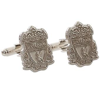 Liverpool FC Nickel Plated Cufflinks