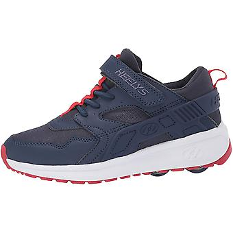 كعب الاطفال & أبوس وقوة X2 حذاء التنس