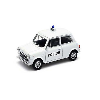 Peterkin Classic Police Mini Cooper 1300 Die Cast Car