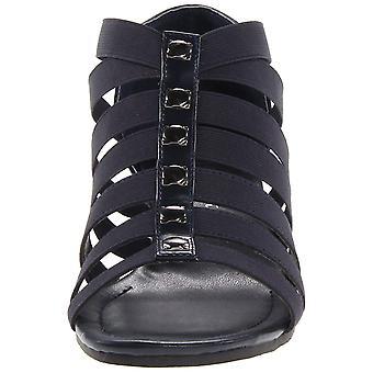 Bella Vita Womens Paula II Peep Toe Casual Strappy Sandals