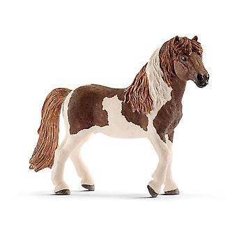 Schleich Horse Club Islandese Pony Stallion Cavallo Giocattolo Figura (13815)
