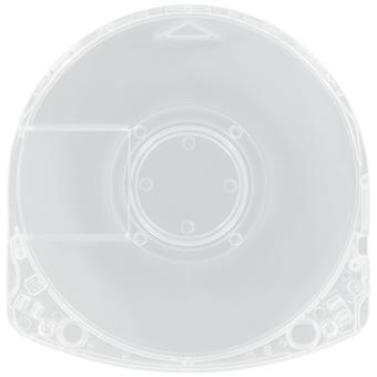 Umd replacement cases for psp games & movies - disc shell casings compatible all sony psp consoles using umd format - clear | zedlabz